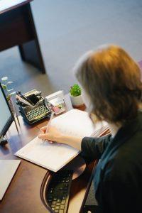 Filing a insurance claim