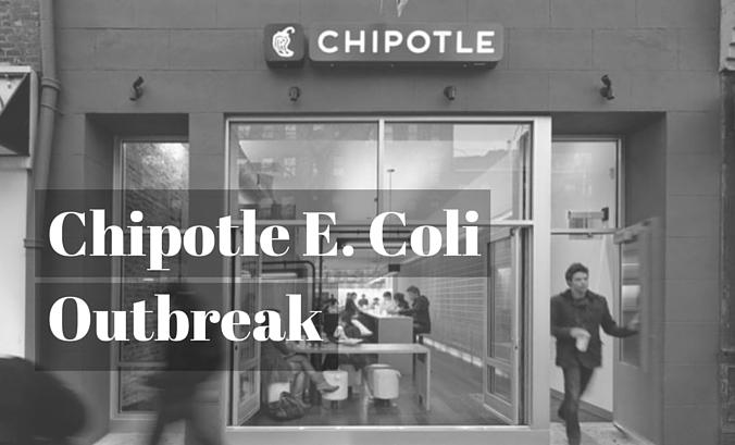 Chipotle E. Coli Outbreak