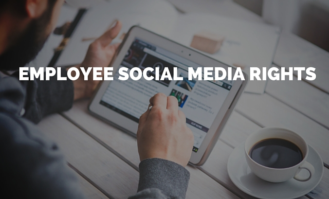 Employee Social Media Rights 1