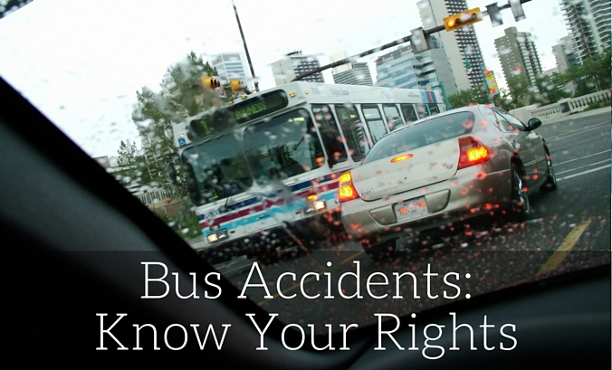 Know Your Rights After A Bus Accident