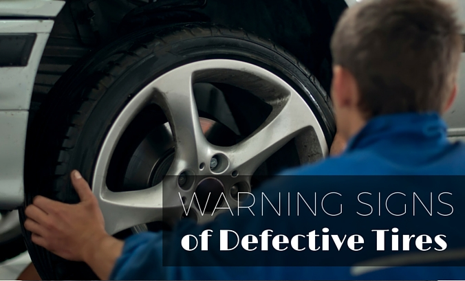 Warning Signs of Defective Tires