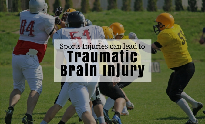 Sports Injuries Can Lead To Traumatic Brain Injury