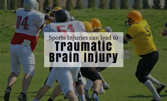 Sports Injuries Can Lead To Traumatic Brain Injury
