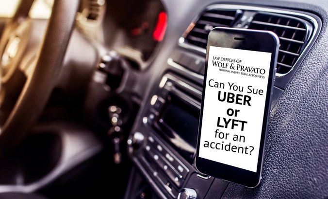 Can You Sue Uber or Lyft for an Accident?