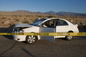 Causes for Car Accidents