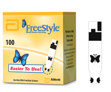 FreeStyle Testing Strips