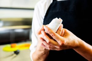 restaurant accident injuries