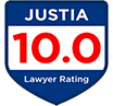 Justia Lawyer Rating