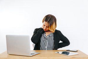 Work place injury women
