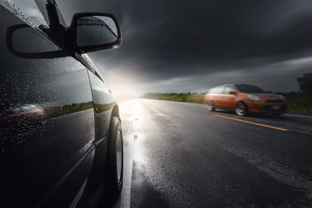 car accidents caused by bad weather