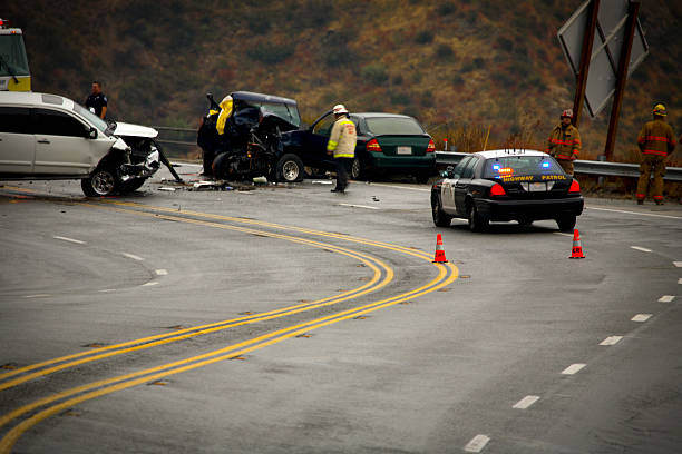 intersate highway accidents