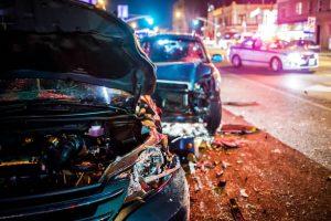 car seat accident