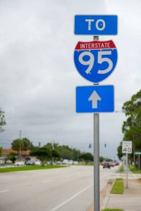 Contributing Factors for Accidents on I-95