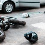 motorcycle splitting lanes