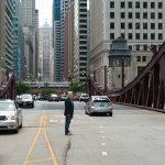pedestrian is jaywalking