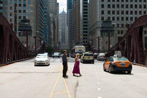 pedestrian jaywalking